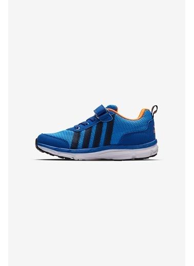Lescon Junior Cliff 2 Saks Çocuk Spor Ayakkabı Mavi